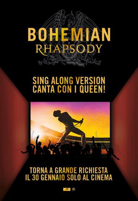 BOHEMIAN RHAPSODY SING-ALONG